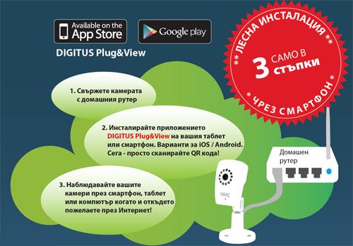 Digitus Plug & View