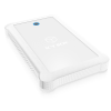 """RAIDSONIC IB-233U3-Wh :: External enclosure for 2.5"""" SATA HDD/SSD with USB 3.0 interface and silicone protection sleeve"""