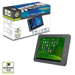 "PointOfView PROTAB2.4 XL :: 8"" таблет с Android 4.0, MultiTouch капацитивен дисплей, 512 MB RAM"