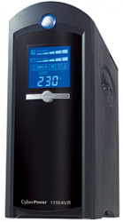 CyberPower CP1350EAVRLCD :: UPS с LCD дисплей