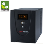 CyberPower VALUE 2200ELCD :: UPS с LCD дисплей