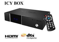 Raidsonic IB-MP305A-B :: Мултимедиен мрежов HD плейър
