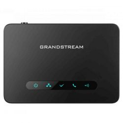 GRANDSTREAM DP750 :: DECT VoIP безжична базова станция, до 10 SIP линии, до 5 слушалки, PoE, 3-way voice конференции