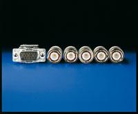 ROLINE 11.01.6918 :: VGA кабел HD15M - 5x BNC, 1.8 м