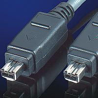 ROLINE 11.02.9330 :: IEEE 1394 Fire Wire кабел, 4/4-pin, 3.0 м