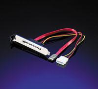 ROLINE 11.03.1225 :: SATA Data and Power адаптер, вътрешен-външен