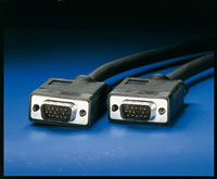 ROLINE 11.04.5202 :: VGA кабел HD15 M/M, 2.0 м, Quality