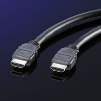 ROLINE 11.04.5572 :: ROLINE HDMI кабел V1.3, HDMI M-M, 2.0 м