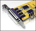ATEN IC-104S :: 4-port RS 232 адаптер