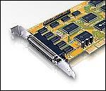 ATEN IC-108S :: 8-port RS 232 адаптер