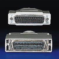 VALUE 11.99.7118 :: IEEE-1284 Принтерски кабел, D25M / C36 Mini Male, 1.8 м, 18 чифта