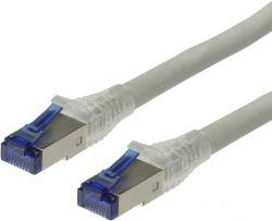 ROLINE 21.99.0849 :: VALUE S/FTP Patch кабел Cat.6a, solid, LSOH, 90 м