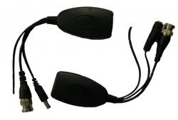 Passive DA-101PVD :: конвертор UTP към Coax Video