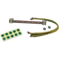MIRSAN MR.TPS01 :: Заземителен комплект, шина+кабели
