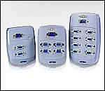 ATEN VS88 :: Compact видео сплитер, 8x 1, 150 MHz, 65 м