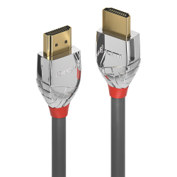 LINDY 37873 :: Кабел HDMI 2.0 Cromo Line, 4K, 60Hz, 28 AWG, 3m
