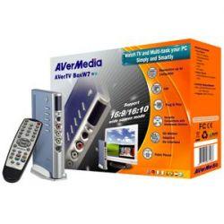 AVerMedia M0B0 :: Външен ТВ тунер AVerTV BoxW7