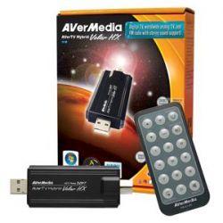AVerMedia A827 :: ТВ тунер AVerTV Hybrid Volar HX, USB