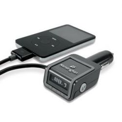 Kensington 33424 :: Предавател за автомобилно радио за iPOD, Liquid FM™ Deluxe