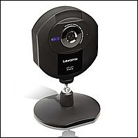 Linksys WVC54GCA :: Компактна безжична IP камера, 802.11g