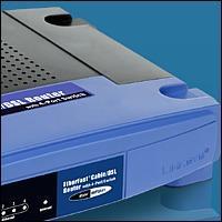 Linksys BEFSR41 :: Широколентов маршрутизатор с 4-портов 10/100 комутатор