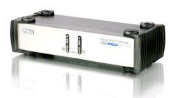 ATEN CS1262 :: 2 портов PS/2 DVI KVM превключвател