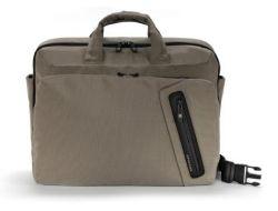"TUCANO BZS-GT :: Чанта за 15.4"" лаптоп, Zeta Slim, бежов цвят"