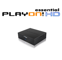 A.C. Ryan Playon!HD Essential ACR-PV73500-1TB :: Full HD мултимедиен плейър с 1 ТВ диск