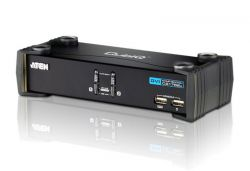 ATEN CS1762 :: DVI KVMP превключвател, 2x 1, USB