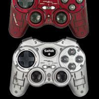 Saitek PP23zb :: Геймпад P580 Color Rumble Pad, сребрист