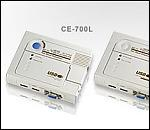 ATEN CE700L/R :: KVM конзолен екстендър, 1280 x 1024, USB Mouse & Keyboard