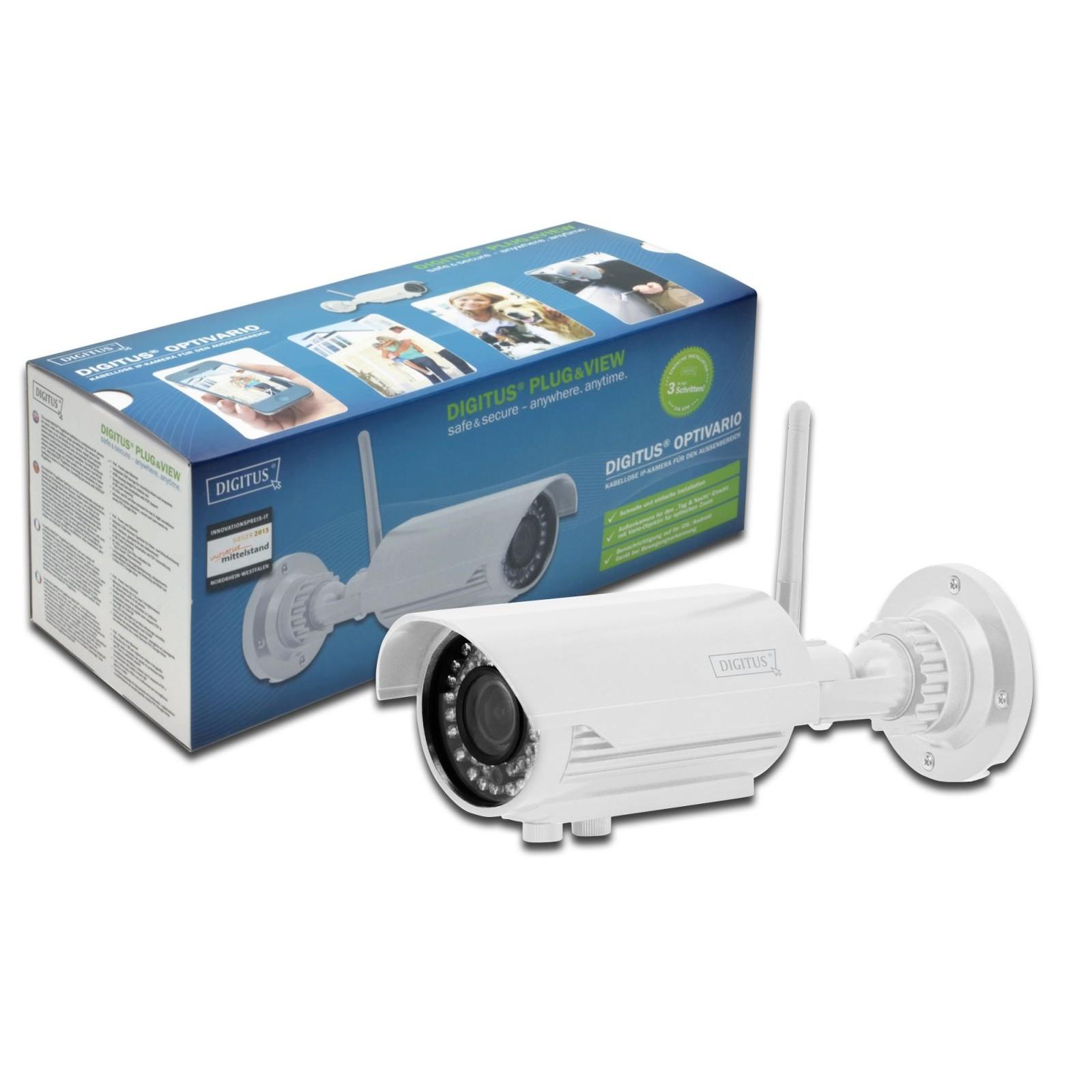 ASSMANN IP охранителни камери