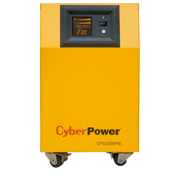 CyberPower CPS3500PIE :: Emergency Power System, 3500VA / 2450W - IT Shop.bg