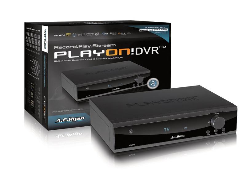 AC Ryan ACR-PV75120 Media Player Windows 7