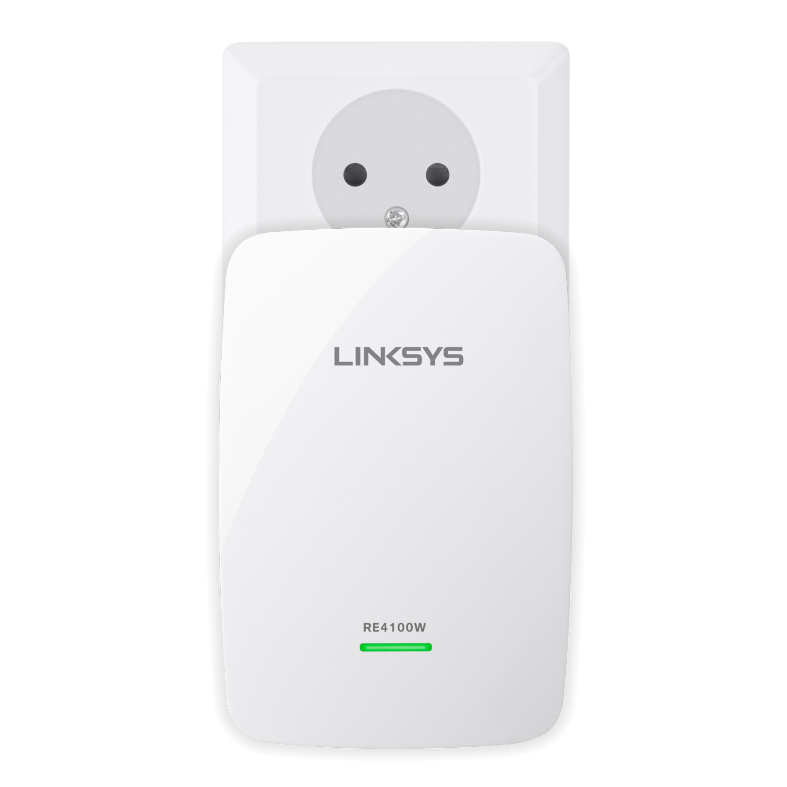 Linksys RE4100W :: N600 Dual-Band Wireless Range Extender