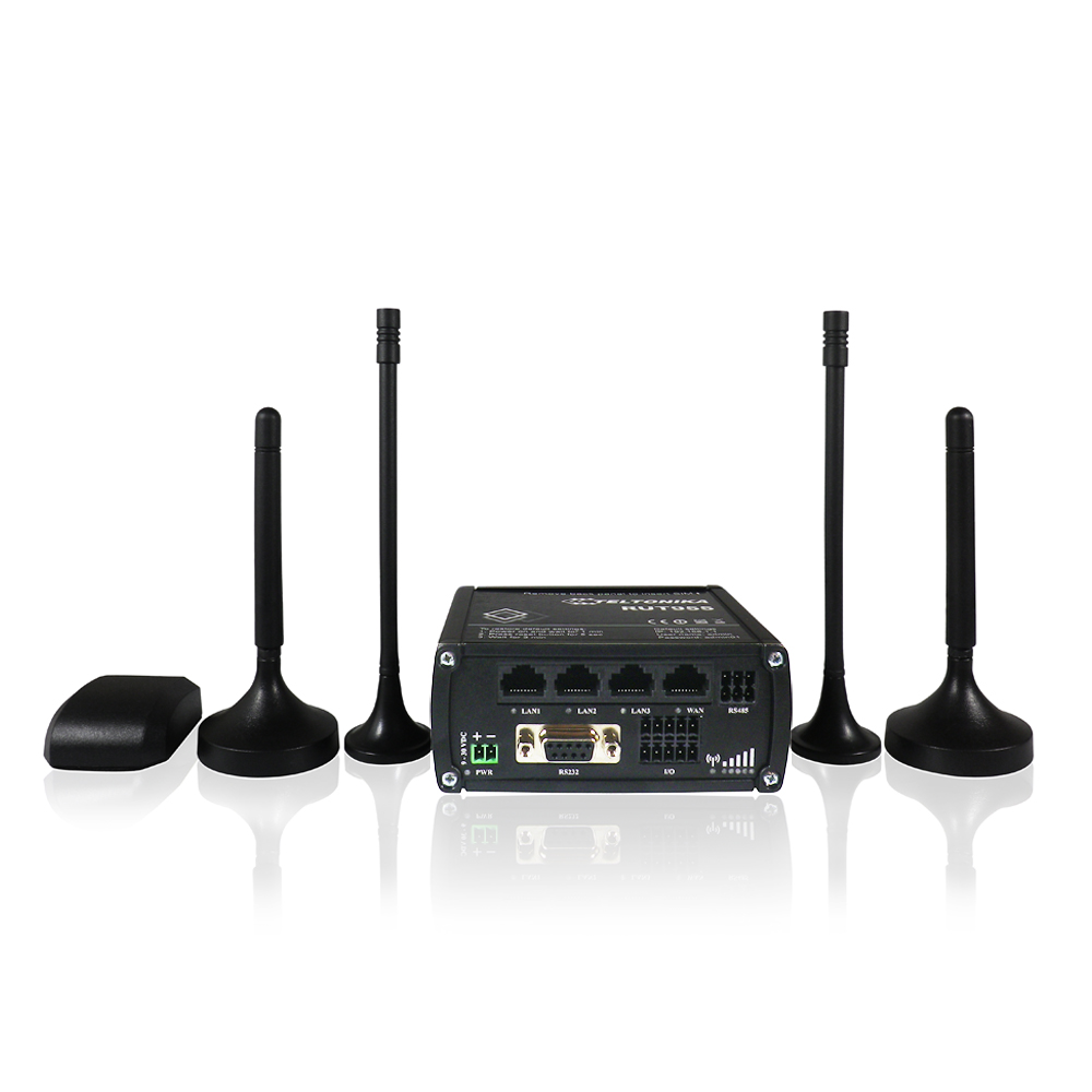 teltonika rut955 lte wlan router with gps rs232 rs485. Black Bedroom Furniture Sets. Home Design Ideas