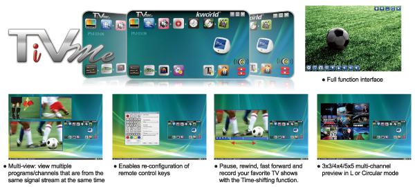 KWorld PE360-A TV Card TiVme Treiber