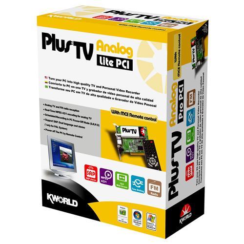 KWorld PE360-A TV Card TiVme Driver for Windows 10