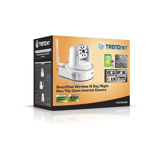 TRENDnet TV-IP422WN v1.0R IP Camera 64 BIT
