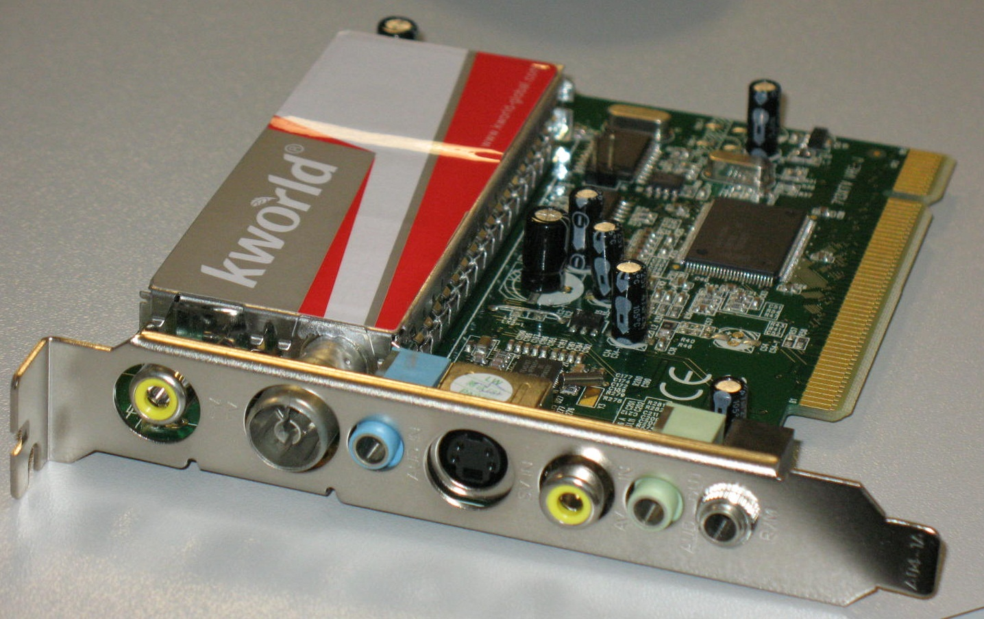 KWorld PE360-D TV Card Remote Control Windows 8 X64