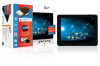 "SWEEX Yarvik TAB468EUK :: IPS 9.7"" Wi-Fi Tablet with Android 4.0 and 16GB, capacitive matrix"