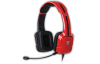 TRITTON KUNAI :: Stereo геймърски слушалки за PC, Mac и мобилни у-ва, червени