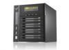 Thecus N4200 :: Бизнес NAS устройство за 4 диска, с двойно захранване