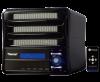 Thecus M3800 :: NAS устройство за 3 диска, AMD LX800 CPU, 256 MB RAM, RAID5, USB+eSATA, IR дистанционно, с медиа плейър