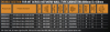 MIRSAN MR.EKG12U.01 :: Double-Section модул за мрежов шкаф за стена - 600 x 150 x 631 мм / 12U, черен