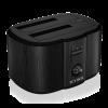 """RAIDSONIC IB-124CL-U3 :: USB 3.0 докинг станция, за 2.5/3.5"""" SATA I/II/III, USB 3.0 UASP, HDD clone + JBOD"""