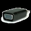 ROLINE 12.99.3113 :: ROLINE HDMI към VGA конвертор, HDMI M - VGA F