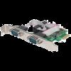 MANHATTAN 152082 :: Контролер PCI Express, 2x DB9 RS232