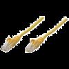 INTELLINET 737333 :: Patch кабел Cat.5e UTP, 0.25 м, жълт