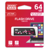 GOODRAM UCL3-0640K0R11 :: 64 GB Flash памет, серия UCL3, USB 3.0
